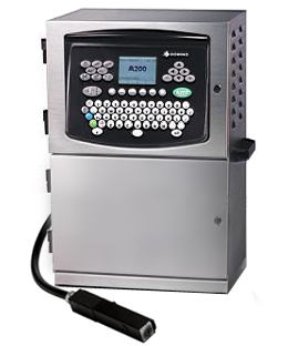 多米诺电线电缆专用喷码机